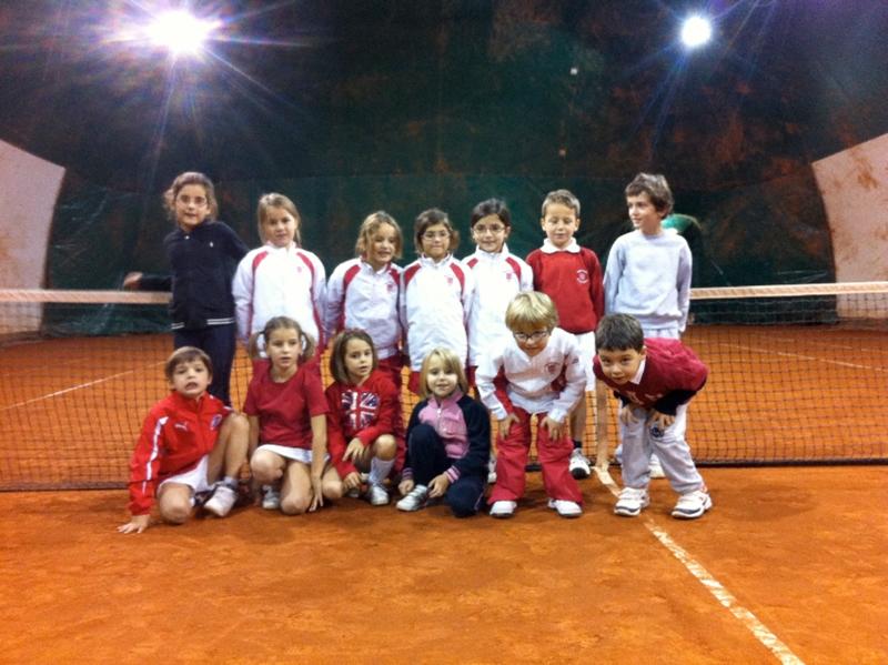 Mini Tennis Scuola Tennis Tennis Club Genova