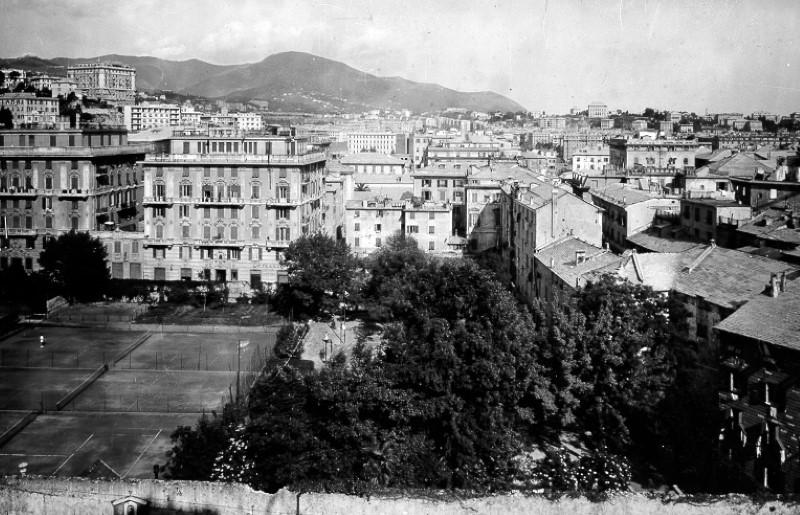 Storia del Tennis Club Genova
