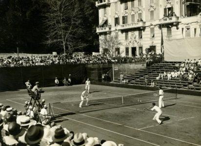 Gli anni d'oro e la Coppa Davis - Tennis Club Genova
