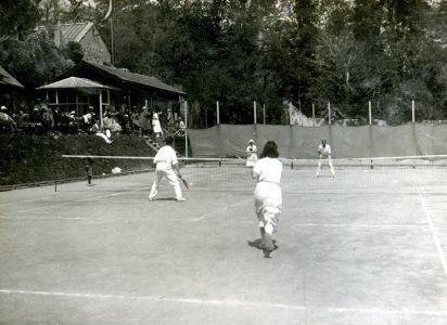 Gli esordi del tennis a Genova - Tennis Club Genova