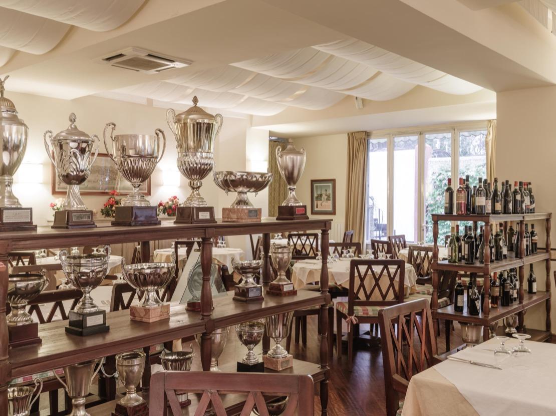 <Ristorante Tennis Club Genova