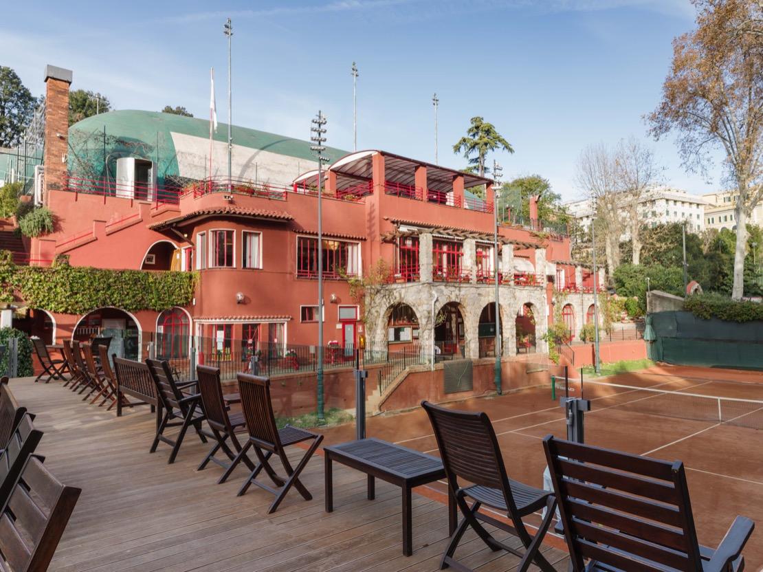 <Sede Tennis Club Genova