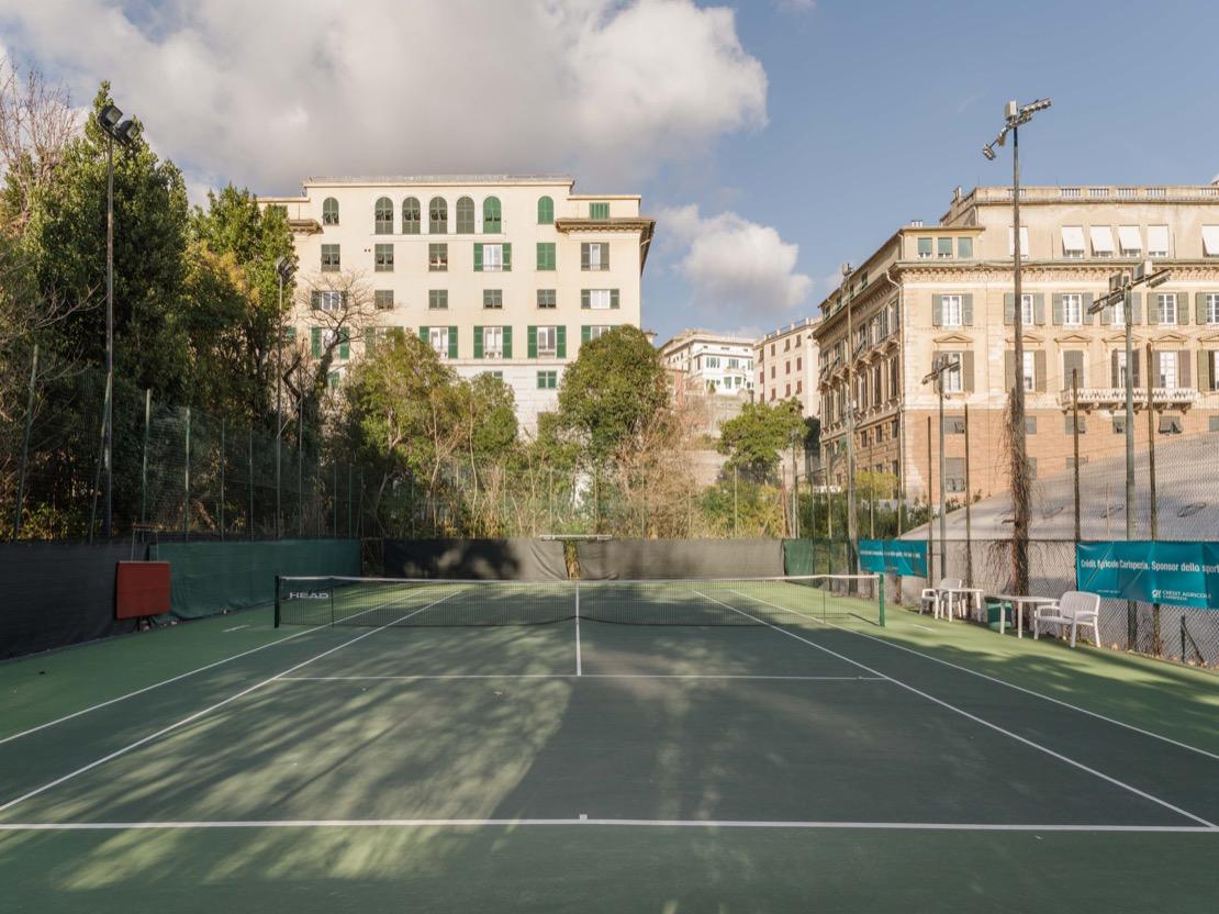 <Campi da tennis - Tennis Club Genova