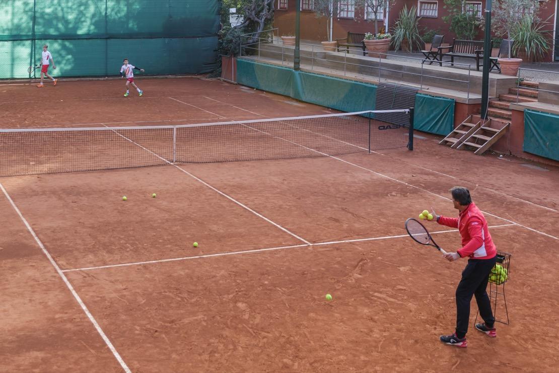 <Scuola Tennis del Tennis Club Genova