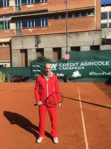 BALESTRA MAURO - Maestro Scuola Tennis - Tennis Club Genova