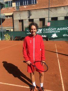 BARILARI WALTER Maestro Scuola Tennis - Tennis Club Genova