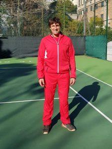 FABBRI ALFREDO Maestro Scuola Tennis - Tennis Club Genova