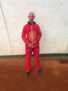 MAFFEI ANDREA Maestro Scuola Tennis - Tennis Club Genova
